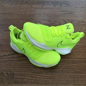 68edc88a7f3a Nike Shoes - Nike Pg 1 volt tennis ball size 10